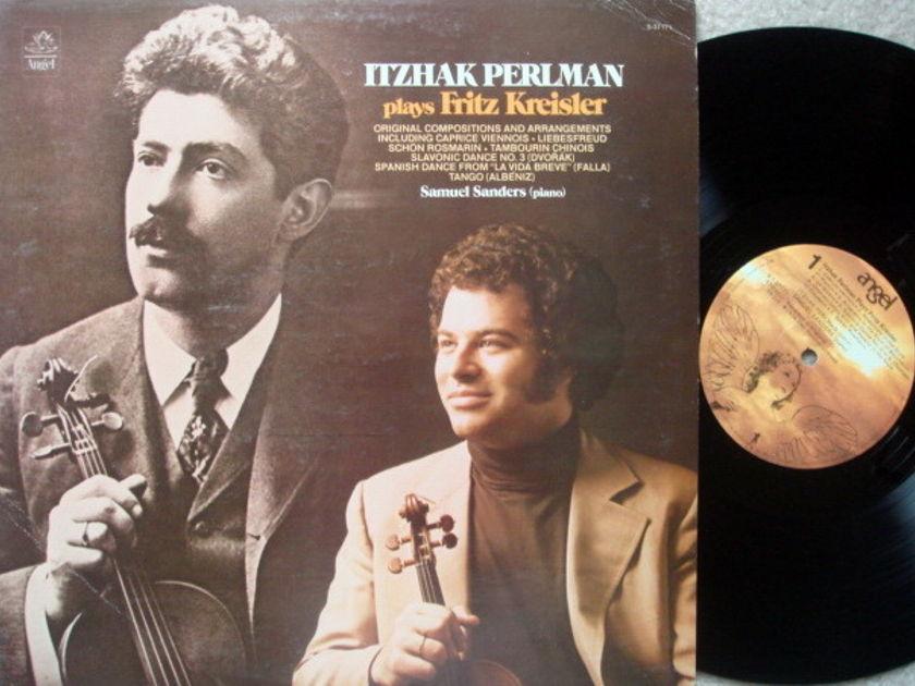 EMI Angel / PERLMAN-SANDERS, - Fritz Kreisler Album, NM!