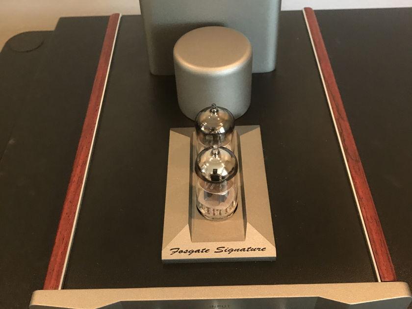 Fosgate Signature Tube Headphone Amp