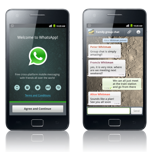 WhatsApp vs Discord detailed comparison as of 2019 - Slant