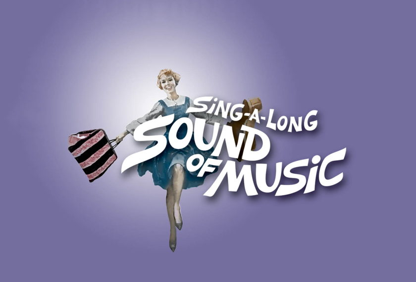 Sing-A-Long Sound of Music artwork