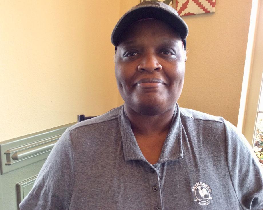 Ms. Joy , Food Service Teacher