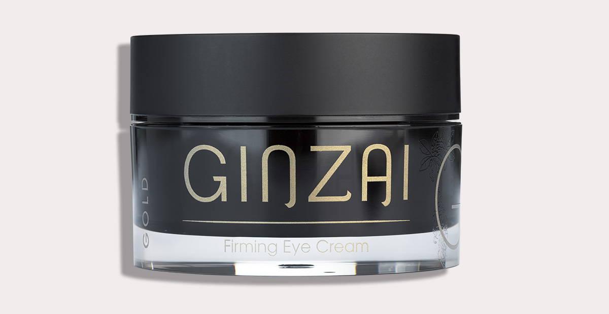 GINZAI Straffende Augencreme