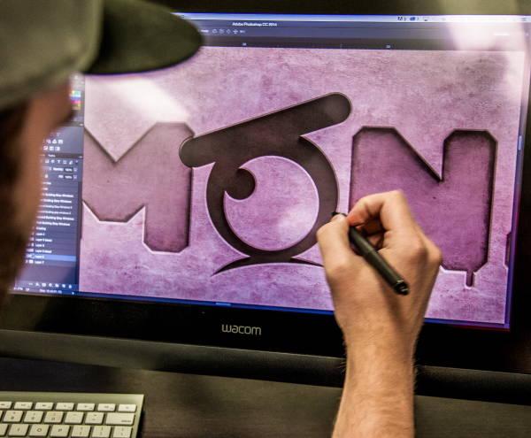 Art & Posters - Ink Monstr Promotional Wrap