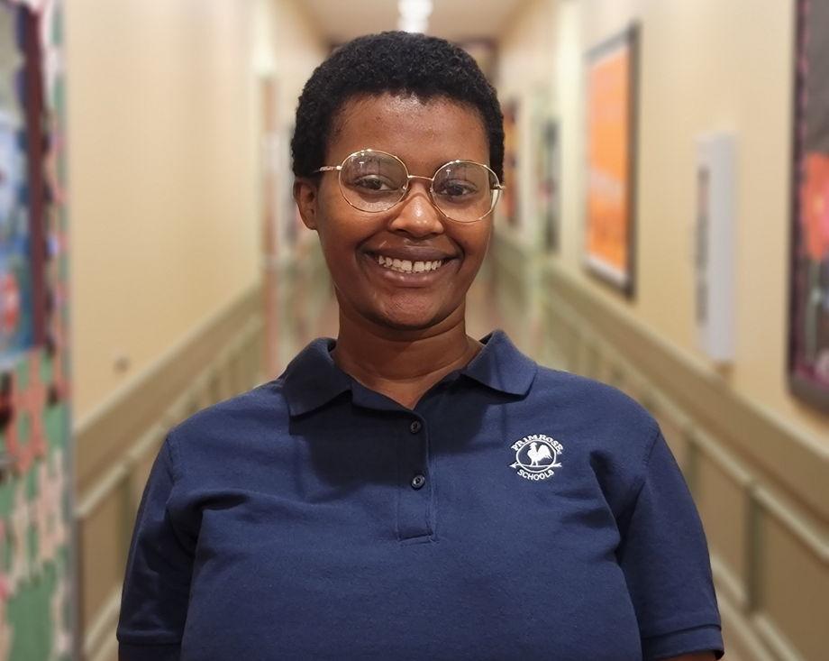 Tianna Graham , Support Staff