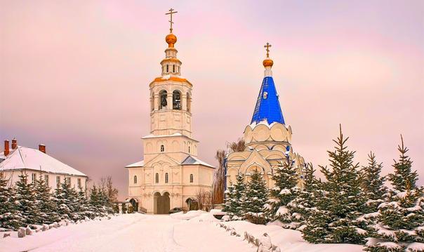Экскурсия: Казанская икона Божией Матери + Раифский монастырь
