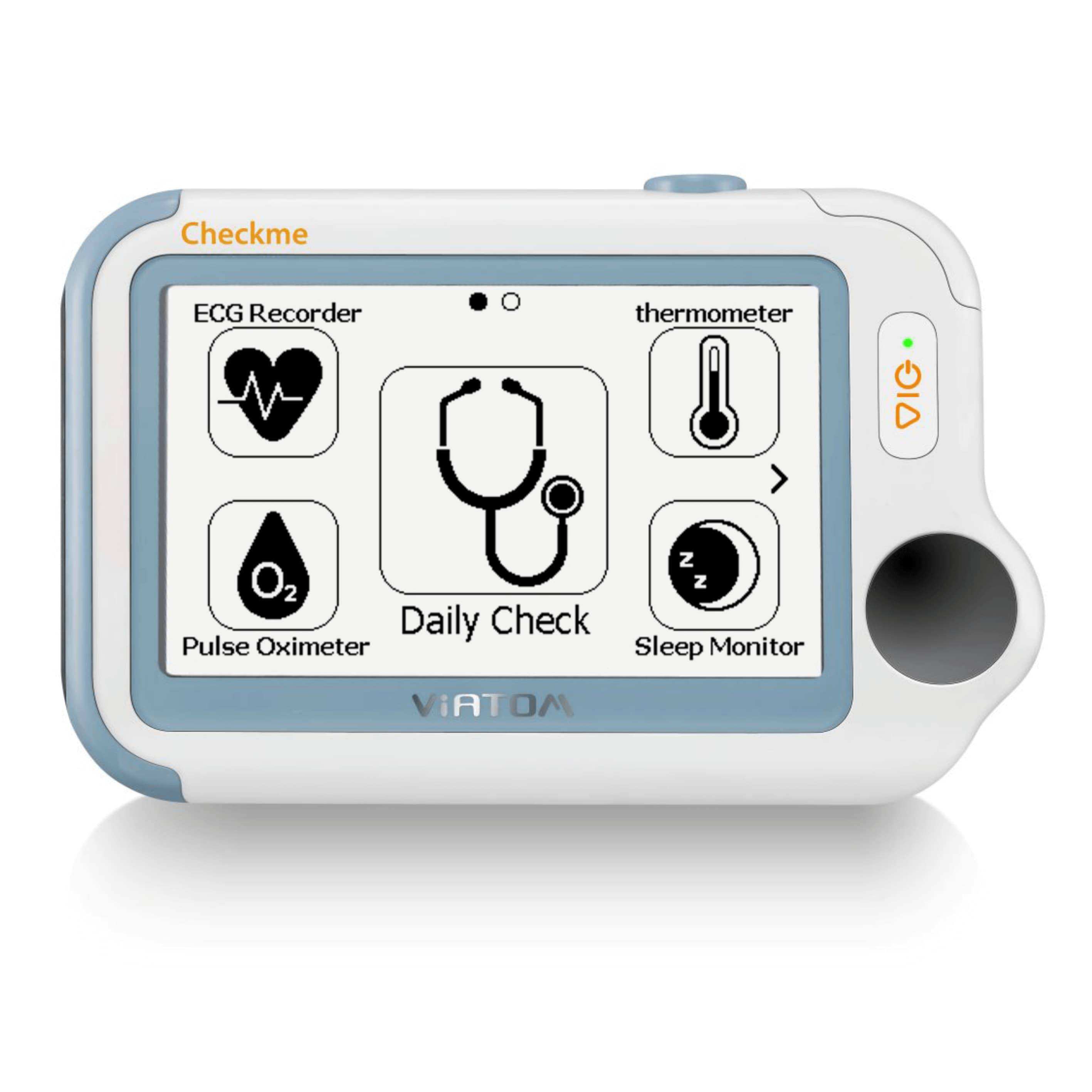 Wellue Caeckme pro vital signs monitor