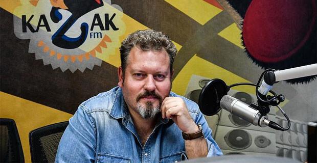 Через годы, через расстояния: Виктор Мальчевский, генеральный директор радиостанции Казак ФМ - Новости радио OnAir.ru