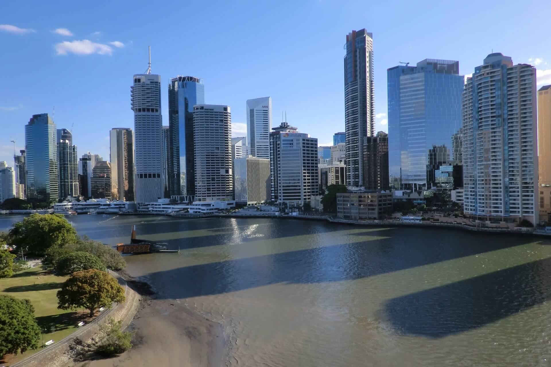Brisbane River photo
