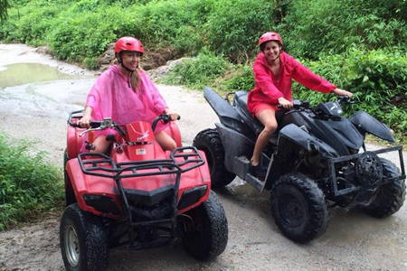 Rafting & ATV - Thrills, Fun & Adventure
