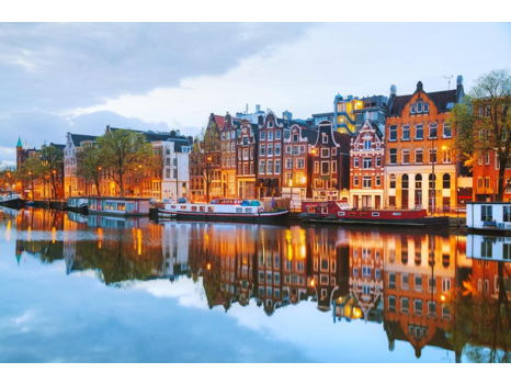 Two-night stay at the Kimpton De Witt Hotel in Amsterdam plus $200 in travel vouchers!