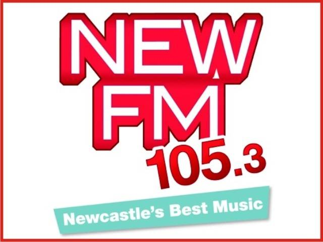 NewFM radio logo