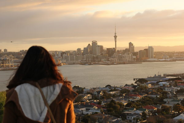 Austrália, Nova Zelândia