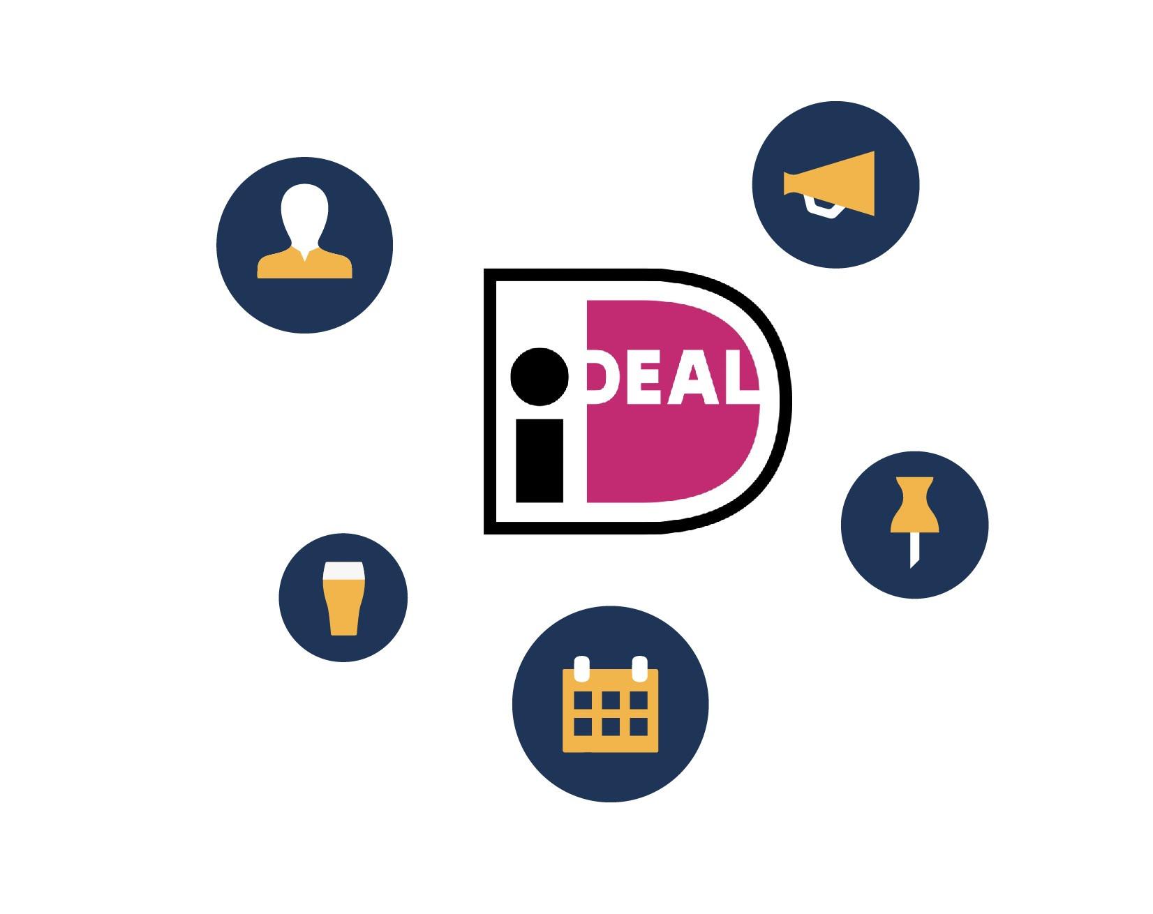 Portal voor vereniging en sociëteit - 4. Webshop voor de merchandise