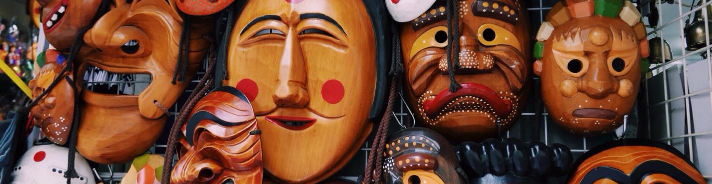 Традиция и современность: храм Чогеса, Инсадон, Чхонгечхон