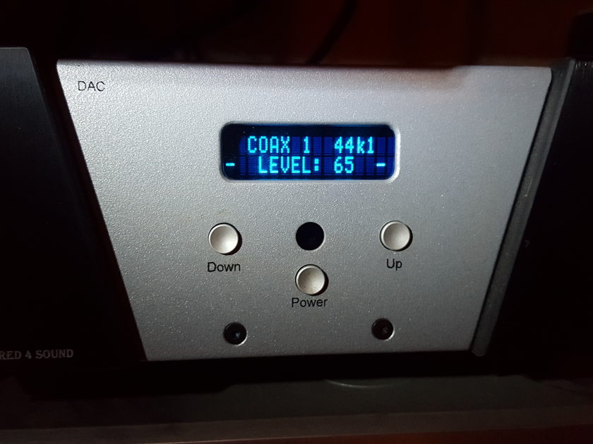 Wyred 4 Sound DAC 2 dac