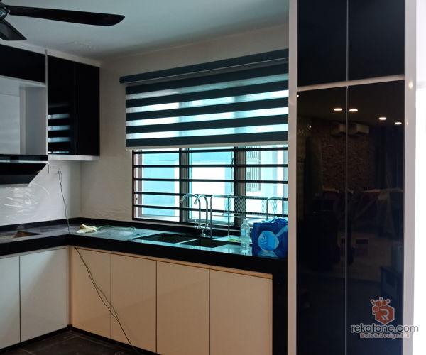 jfk-decoration-modern-malaysia-selangor-dry-kitchen-wet-kitchen-contractor