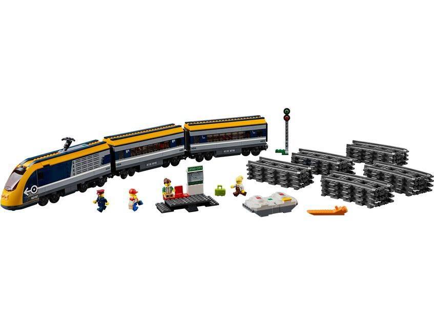 City Passenger Train