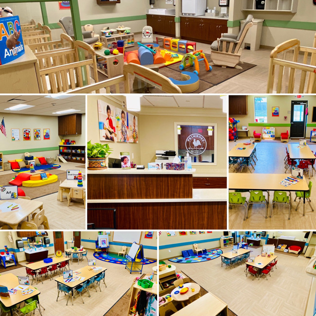School Setup Pictures