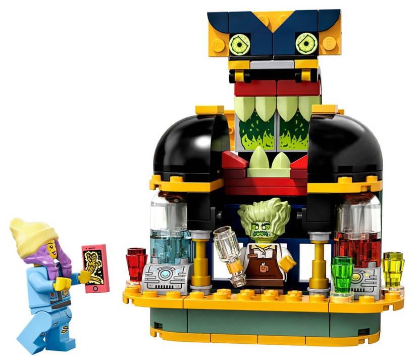 LEGO 40336-1 Newbury Juice Bar