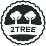 Деревянные значки 2TREE