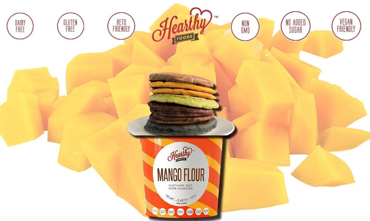 non-gmo Mango Flour