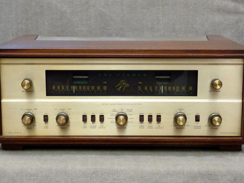 Wanted: Fisher Tube Stereo Gear from 1950s and 60s