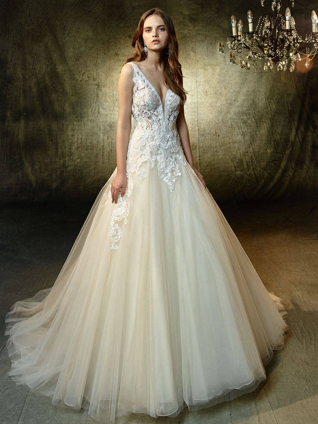 ENZOANI WEDDING DRESS LOUELLA