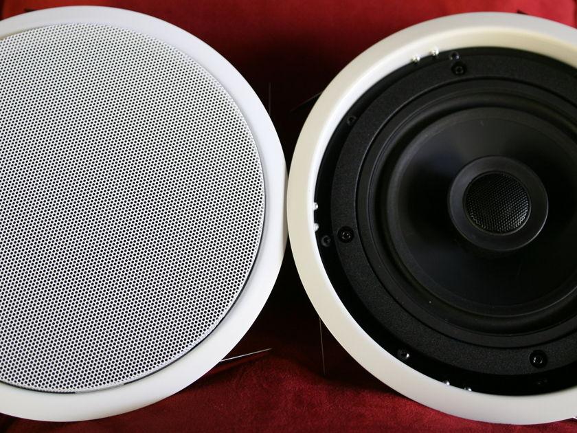 """James Loudspeakers 62CS 6.5"""" Full Range Speakers"""