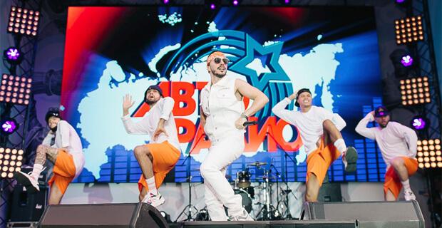Звезды «Авторадио» поздравили москвичей с Днем города - Новости радио OnAir.ru