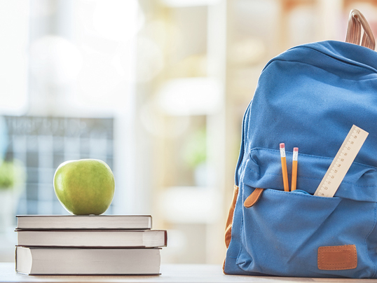 Jesolo - The first day of school needn't be chaotic. Read our tips for a smooth back to school transition.
