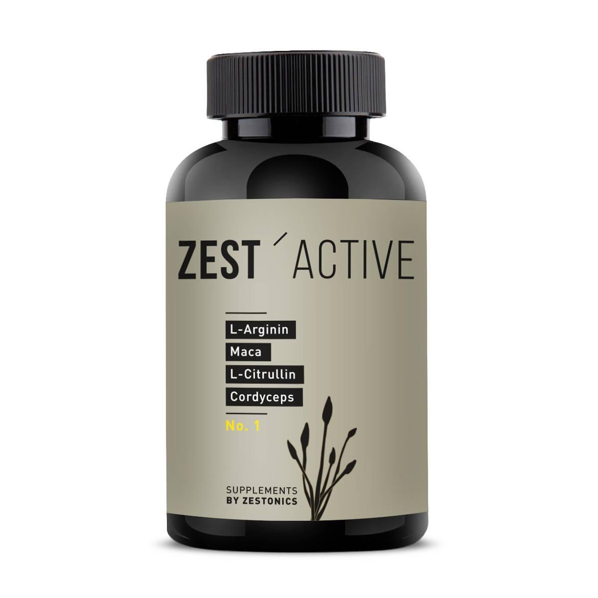 zestonics - zest'active