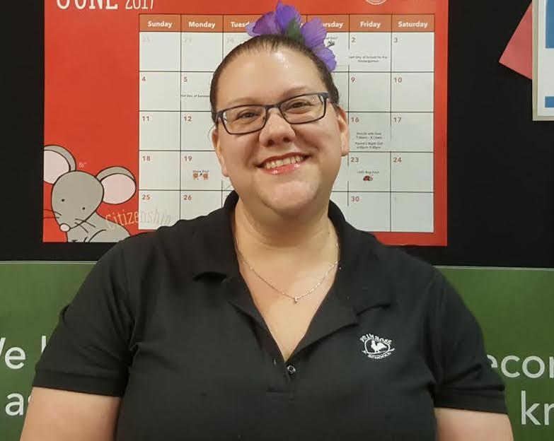 Ms. Alicia Cline , Support Teacher
