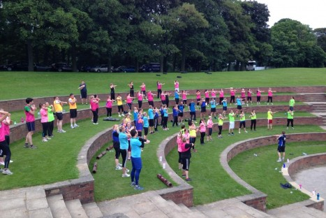 Temple Newsam Boot camp – Fridays 18.30's Image