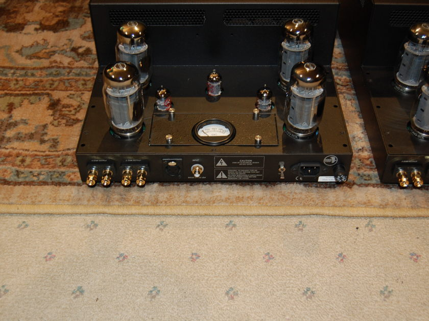 Rogue Audio M-180 Tube Mono Amplifiers