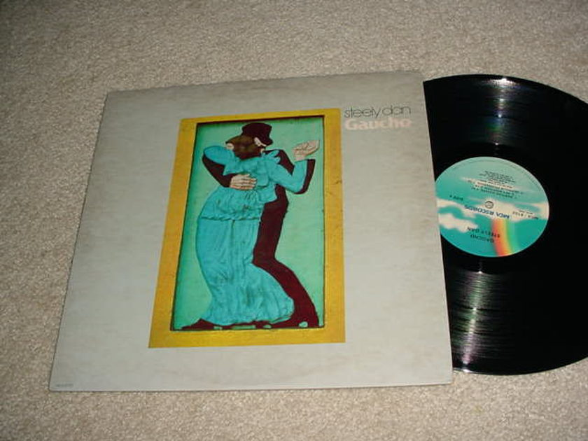 STEELY DAN - GAUCHO  LP RECORD