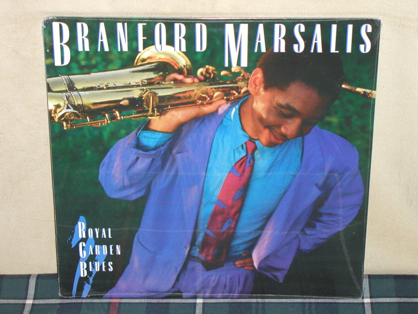 Branford Marsalis - Royal Garden Blues Columbia Still SEALED from 1986!