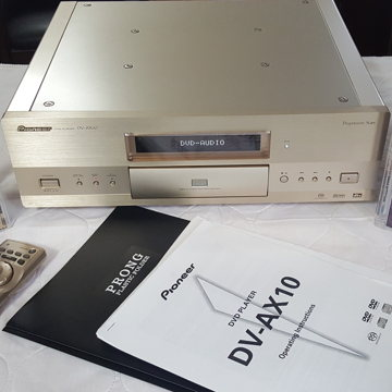 DV-AX10