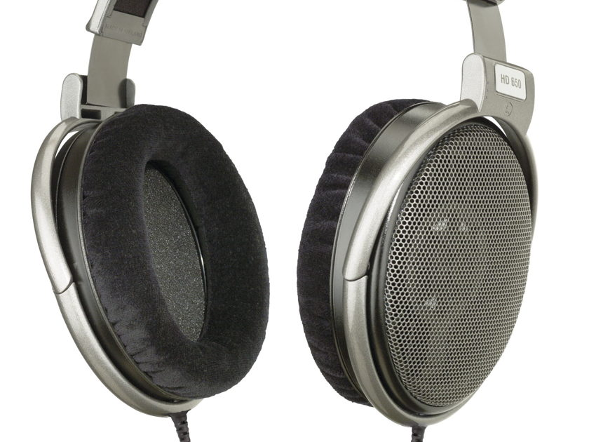Sennheiser HD-650 Stereo Headphones