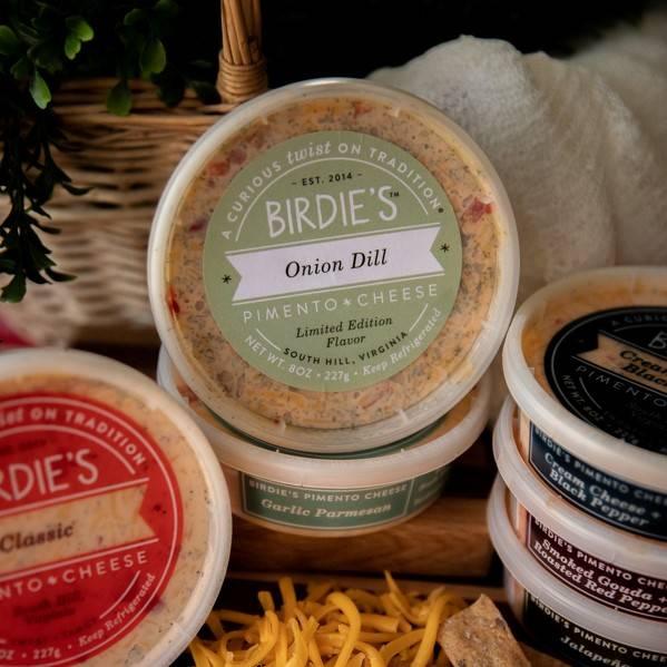 Bidie's Pimento Cheese - Smoked Gouda + Roasted Red Pepper Pimento Cheese