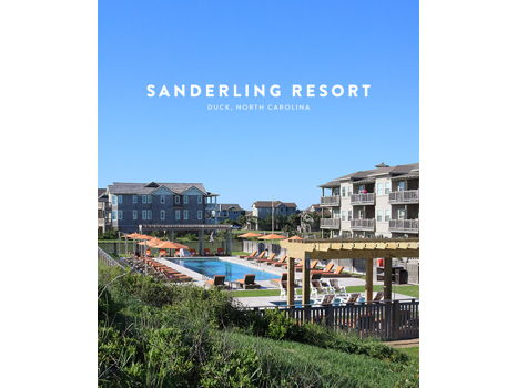 Unwind in the Outer Banks: 2-Night Stay at the Sanderling Resort