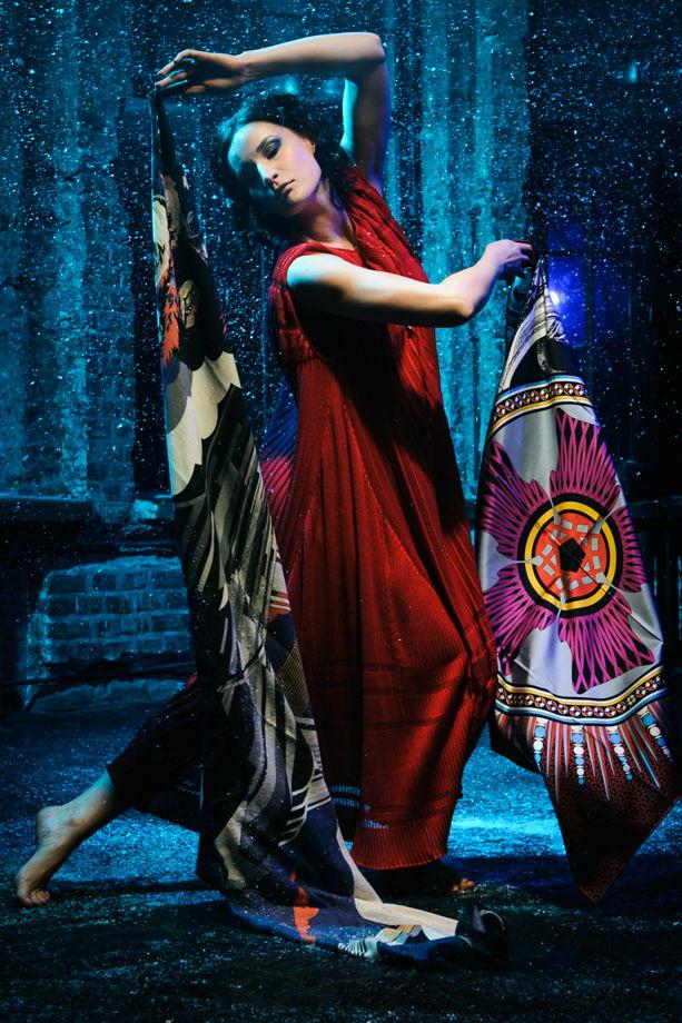 шелковый платок Кресла