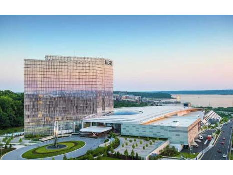 Dinner for Two and Overnight Stay at MGM National Harbor