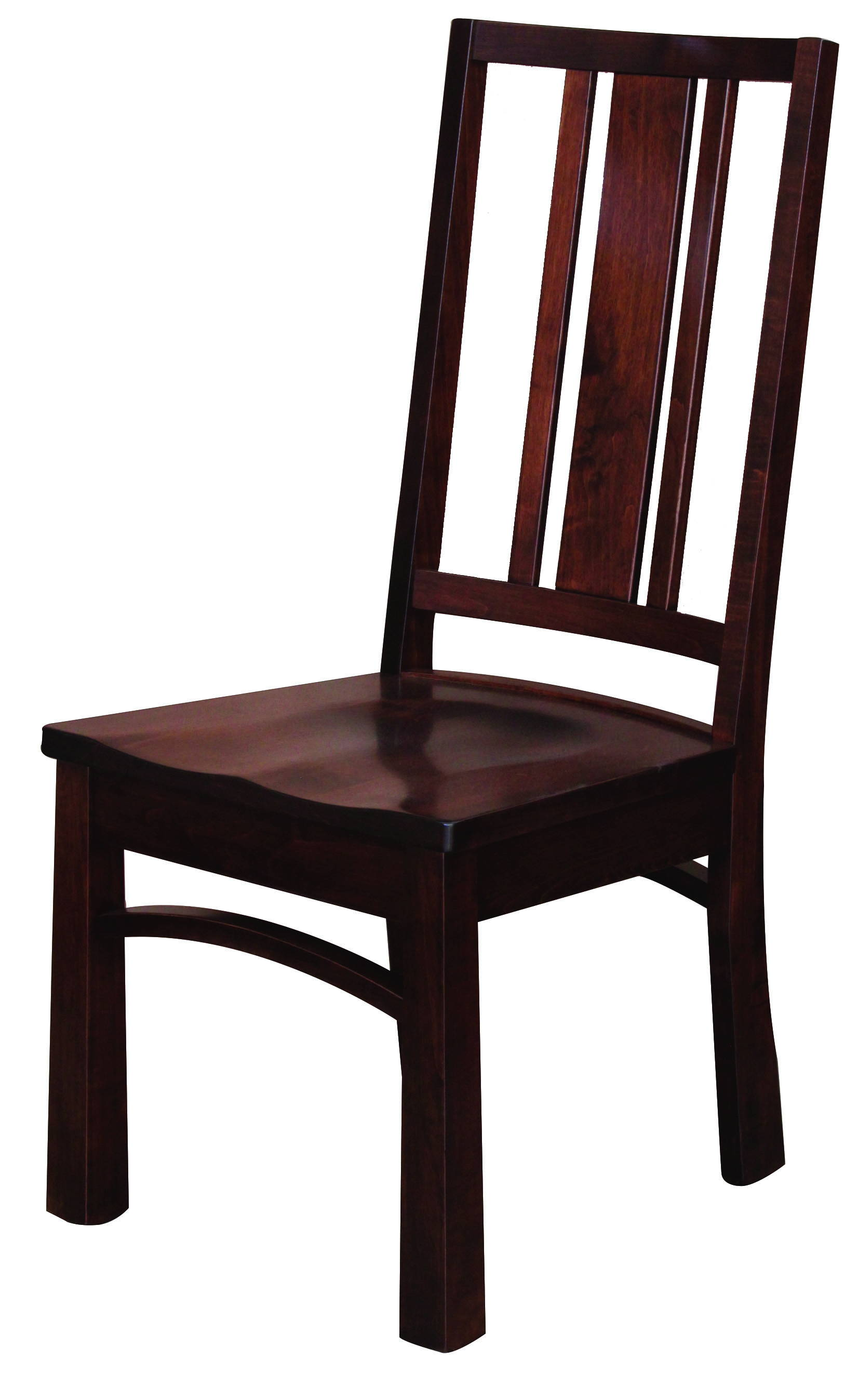 Madison Solid Wood, Handcrafted Kitchen Chair or DIning Chair from Harvest Home Interiors Amish Furniture
