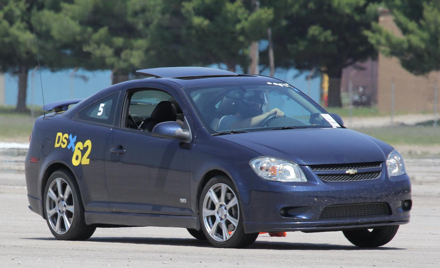 DRSCCA Summer Heat Autocross