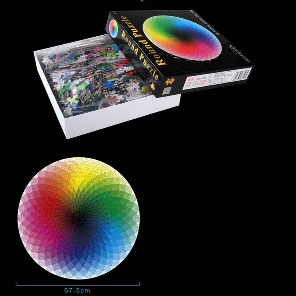 1000-piece-colored set-rainbow-round-puzzle-adult-kids-do-it-yourself-educational-toy-roundpuzzle-details-2