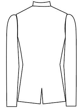 TailorMate   enkelslids blazer
