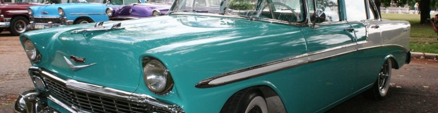 Экскурсия по Гаване на ретро автомобиле