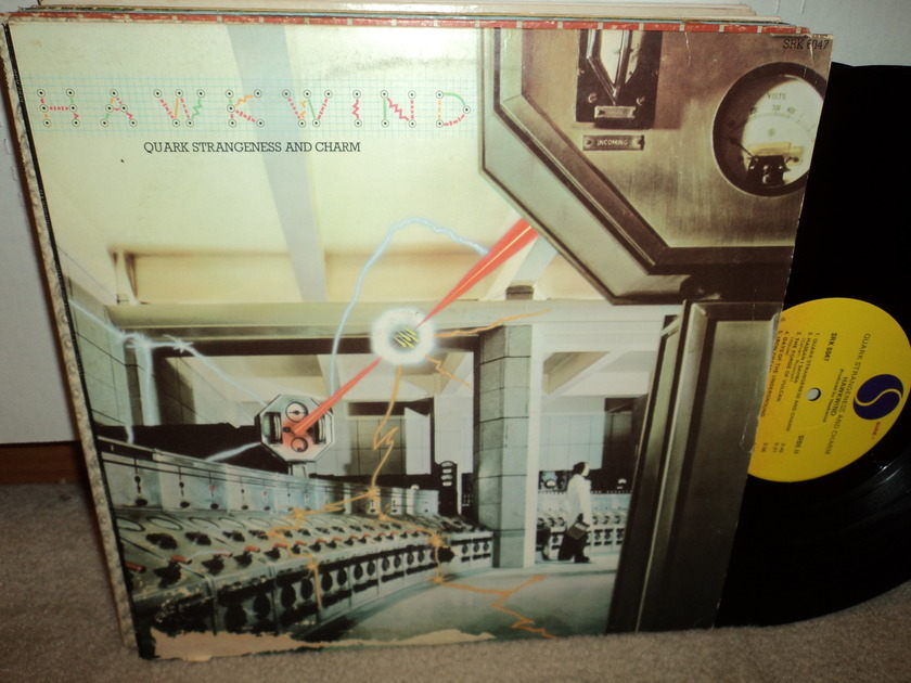 Hawkwind - Quark Strageness & Charm NM-/VG+