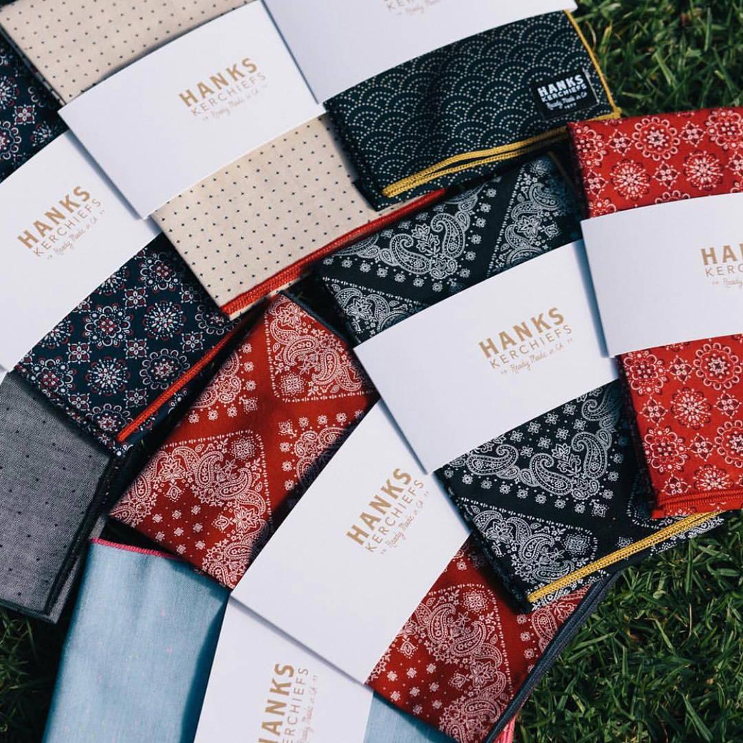 accessories — hankerchiefs