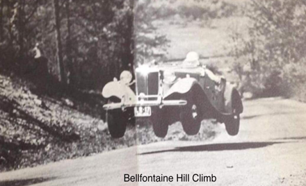 Bellefontaine Hill Climb Revival